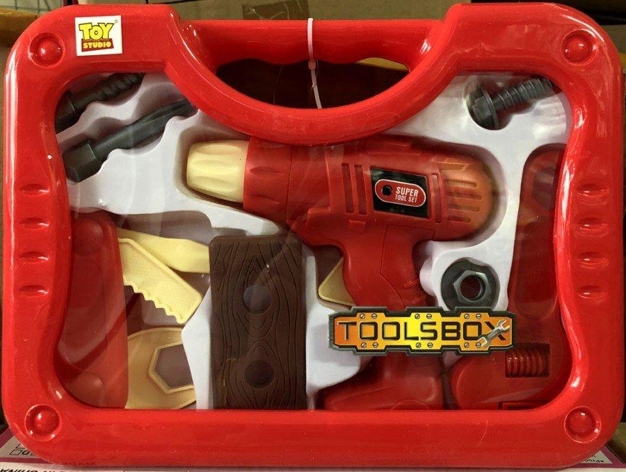 Mainan Tools Set 19030170