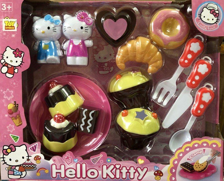 Mainan Hello Kitty Cake 19030176
