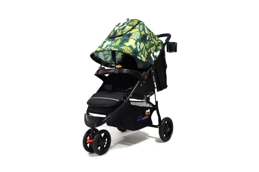 Baby Stroller Labeille A-503 - Hijau
