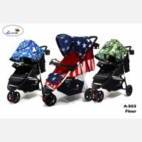 Baby Stroller Labeille A-503 - Flag