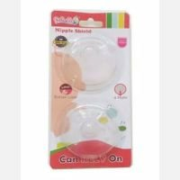 Silicone Nipple Shield (Sambungan Asi) Reliable 2pcs