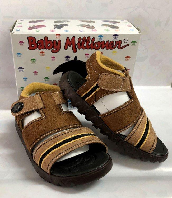 Sepatu Sandal Anak Baby Millioner 19040022