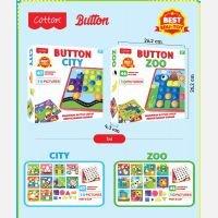 Mainan Cotton Button City 19040042
