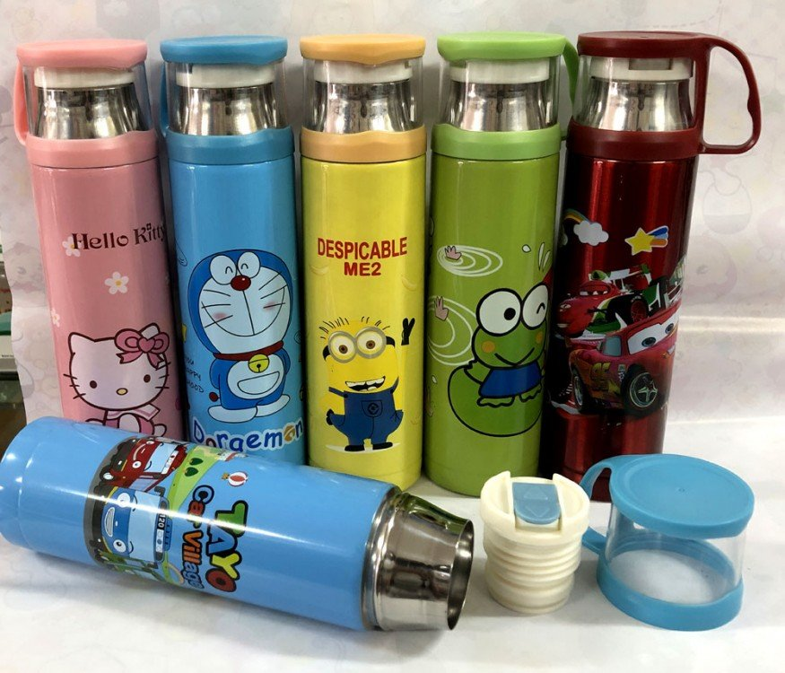 Termos Cangkir / Tutup Gelas Hello Kitty 500ml 19040057