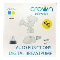 Pompa Asi Crown Auto Function Digital Electric Breast Pump CR2638