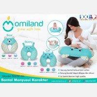 Bantal Menyusui Omiland Cat Biru ORB4314