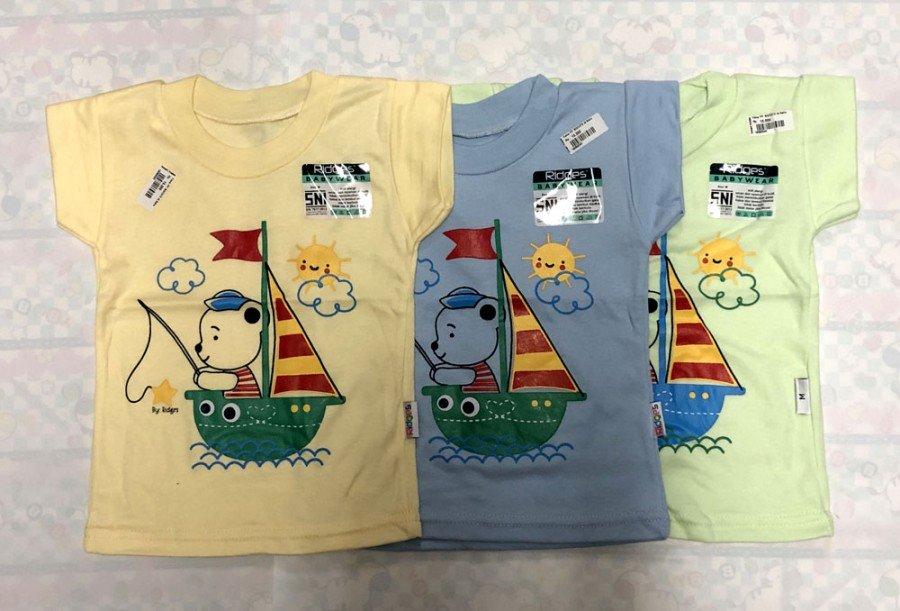 Atasan Kaos Anak Ridges Sailor XL 19050042