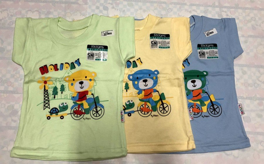 Atasan Kaos Anak Ridges Holiday XL 19050050