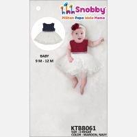 Terusan Gaun Bayi Snobby Azka 19050070