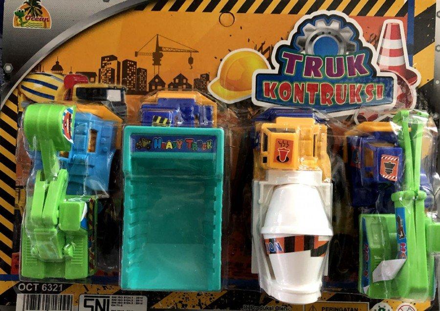 Mainan Construction Truck 19050099