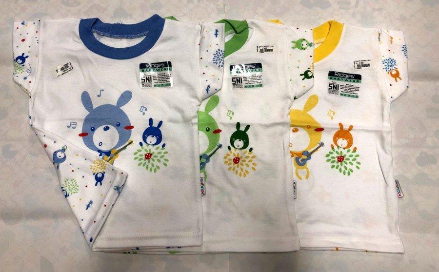 Atasan Kaos Anak Ridges Little Bunny L 19050031