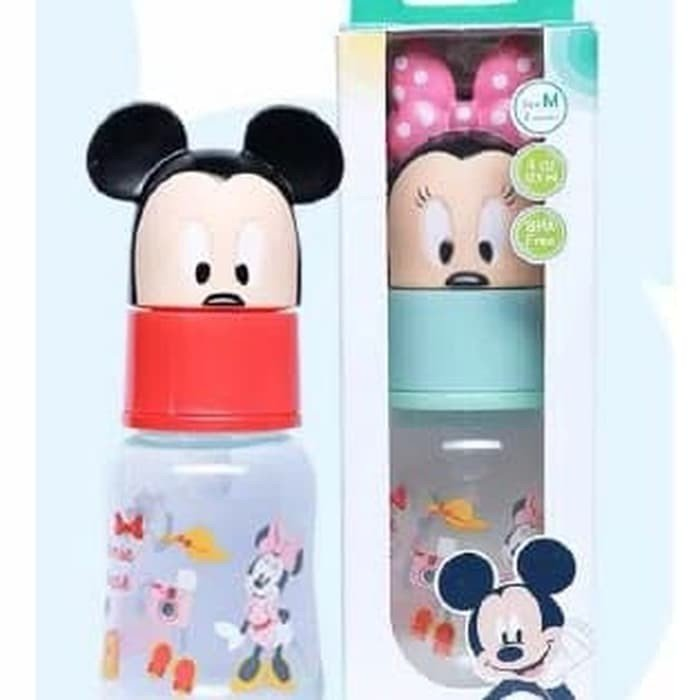 Botol Susu Dodo Mickey 125ml 19050176