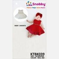 Terusan Gaun Bayi Snobby Naura 19060035