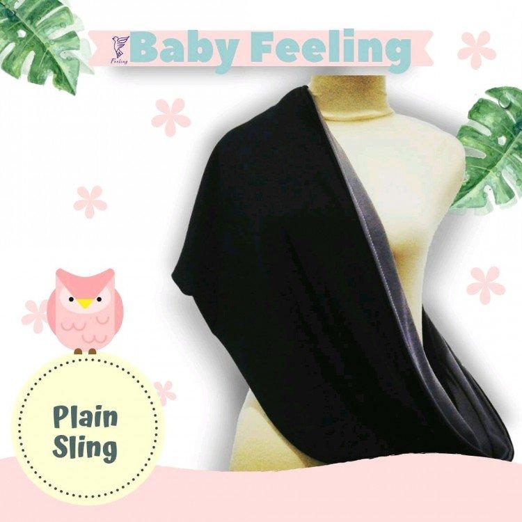Gendongan Kaos (Geos) Instant Polos M Baby Feeling 19070007