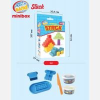 Fun Doh Magic Sand Minibox Stack 19070002