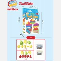 Fun Doh Magic Sand Minibox Fruit Cake 19070003