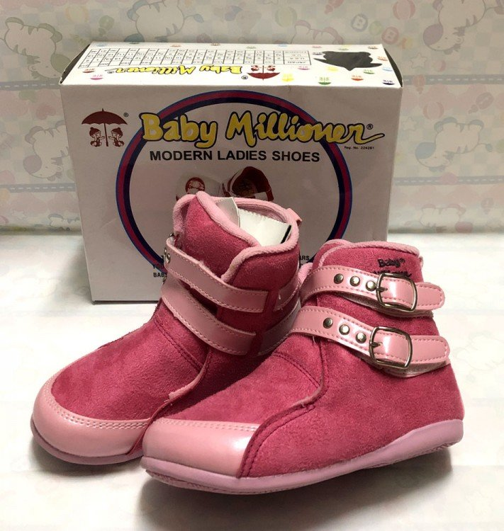 Sepatu Anak Baby Millioner 19070025
