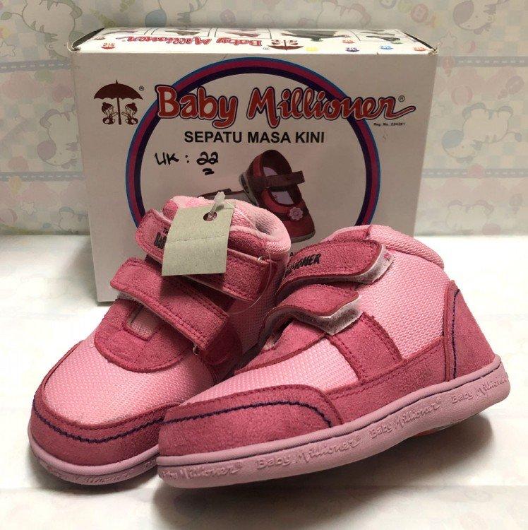 Sepatu Anak Baby Millioner 19070026