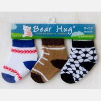 Kaos Kaki 3 In 1 Bear Hug 19070038