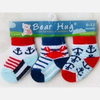 Kaos Kaki 3 In 1 Bear Hug 19070039