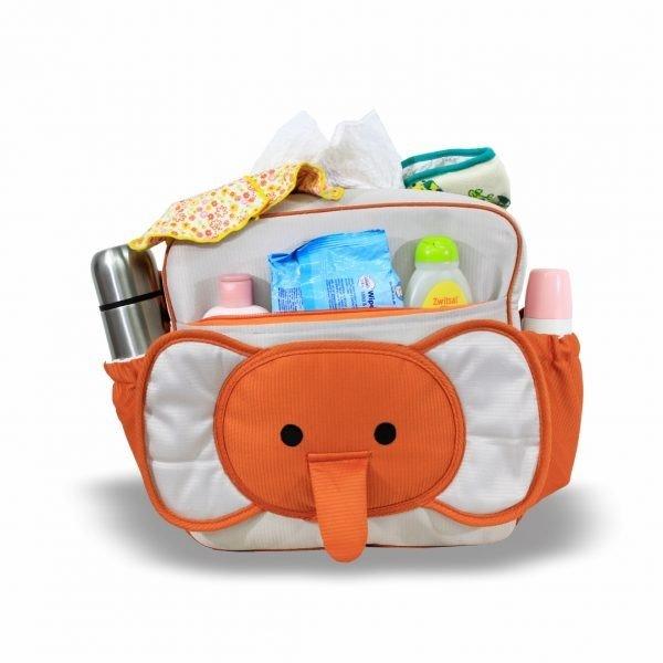 Tas Bayi Sedang Cintaka Seri Gajah TCT2251 - Orange