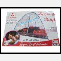Kelambu / Kojong Bayi Cintaka Warna Hijau