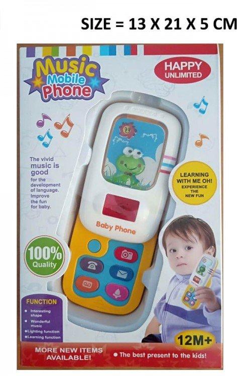 Mainan Musik Mobile Phone (Handphone) 19070080