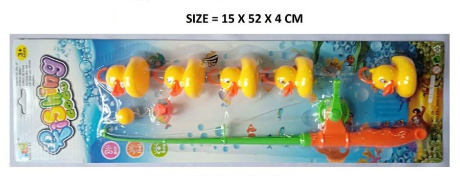Mainan Bebek Fishing Gogo Set 19070095