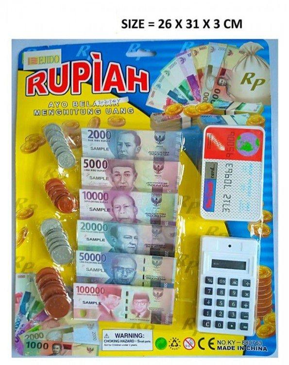 Mainan Uang Rupiah Game Set 19070097