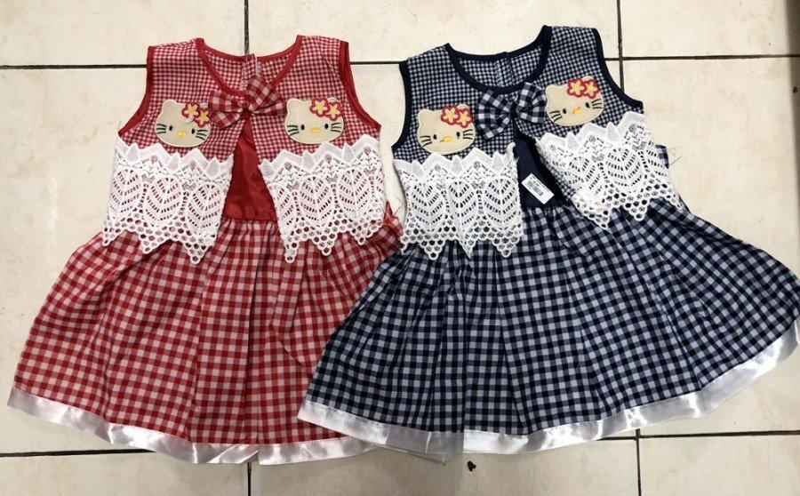 Terusan Anak Hello Kitty Kotak 19070152