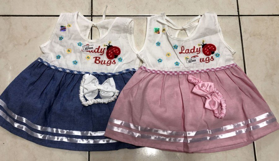 Setelan Baby Set Lady Bug 19070156