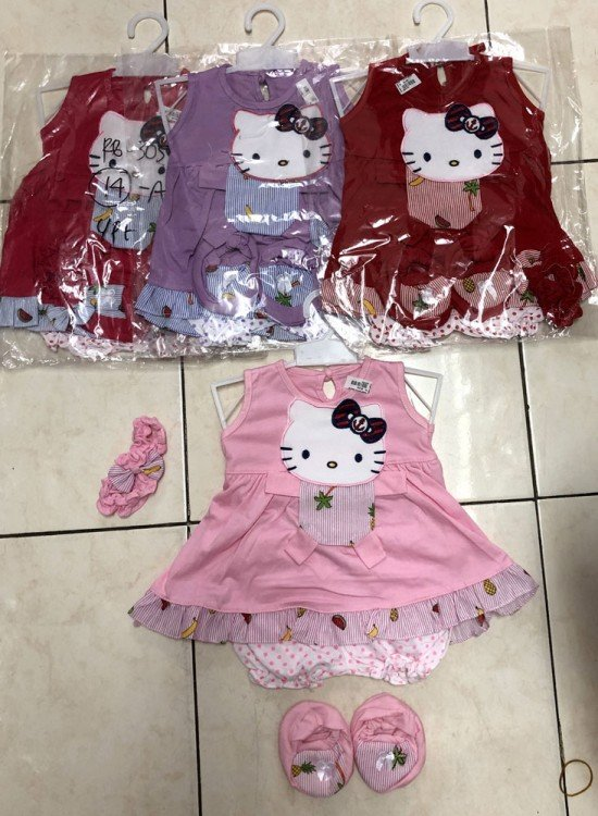 Setelan Baby Set Hello Kitty 19070164