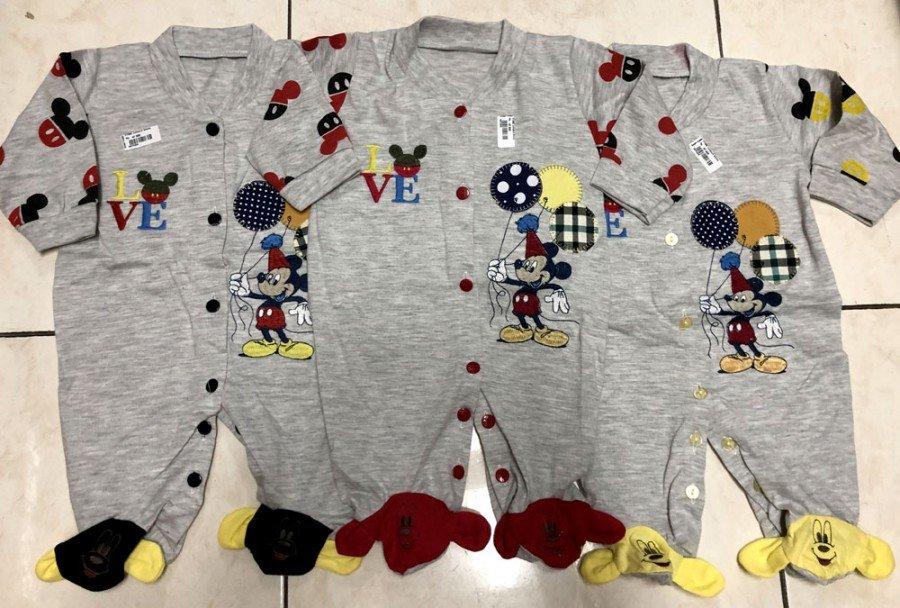 Jumpsuit Mickey 19070200
