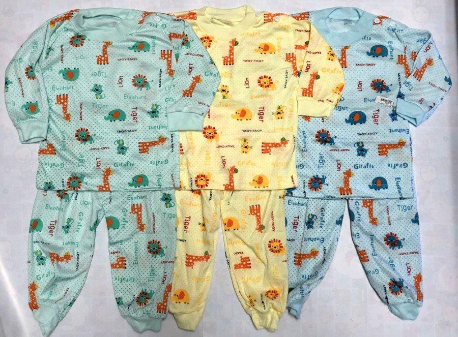 Baju Tidur Bayi Excellent77 Kancing Pundak 19070146