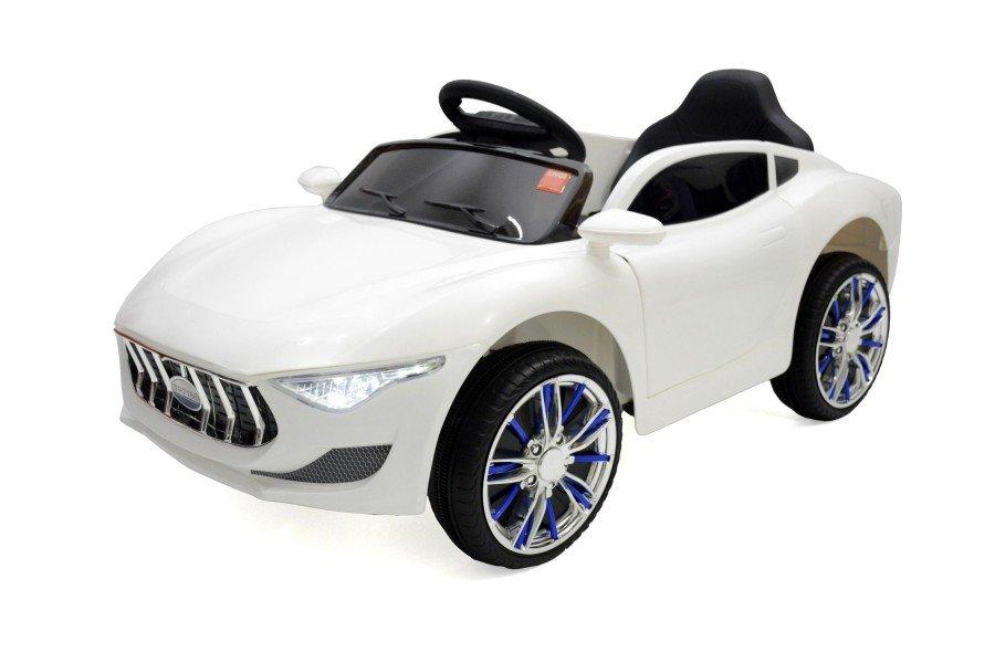 Mobil Aki Maserrati Mode Putih TR-7188
