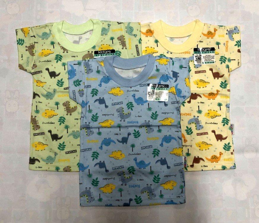 Atasan Kaos Anak Ridges Dino Park M 19080016