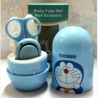 Gunting Kuku Bayi / Manicure Set Bayi Doraemon
