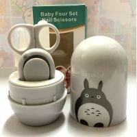 Gunting Kuku Bayi / Manicure Set Bayi Bragon Cat Abu