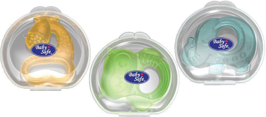 Baby Safe Cooling Teether with Purified Water 19090057