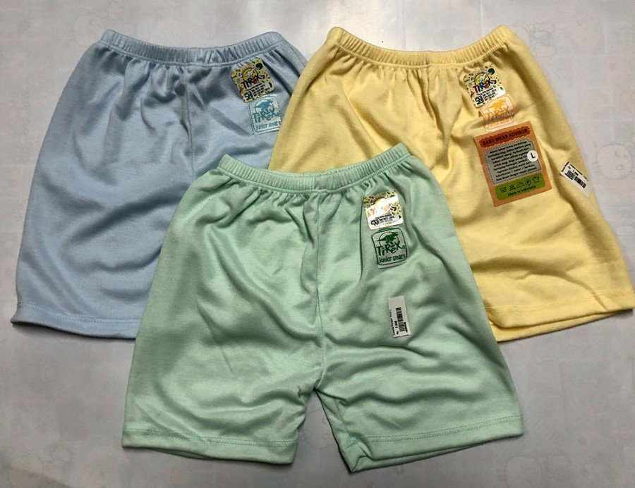 Celana Pendek Polos Murah Size XL 19090049