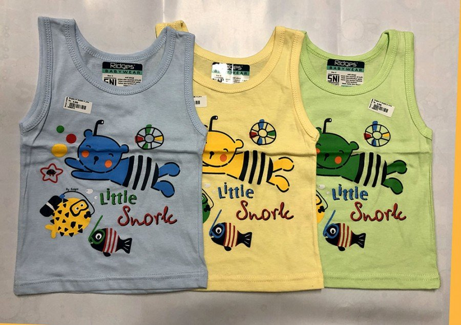 Singlet Anak Ridges Little Snork S 19090010