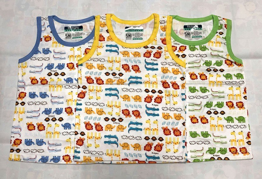 Singlet Anak Ridges Lion King M 19090024
