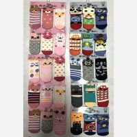 Kaos Kaki Bayi 3D 3 in1 Girl 19090092