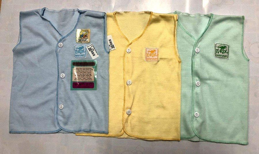 Baju Baby Buntung Newborn Polos Murah 19090050