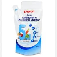 Pigeon Bottles and Accessories Cleanser 450ml Refill / Sabun Cuci Botol Bayi 19090095