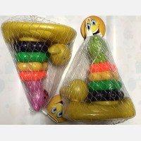 Mainan Ring Donut Bebek Beruang 19090105