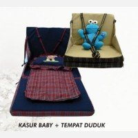 Snobby Kasur Bayi + Tempat Duduk TPK9103