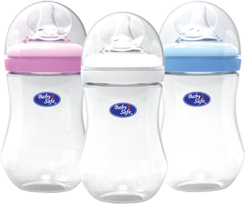 Botol Susu Baby Safe Wide Neck 250ml 19100147