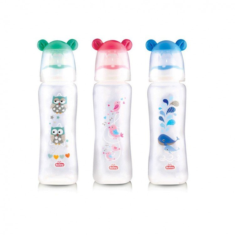 Botol Susu Bayi Lusty Bunny With Ear 250ml 19100188