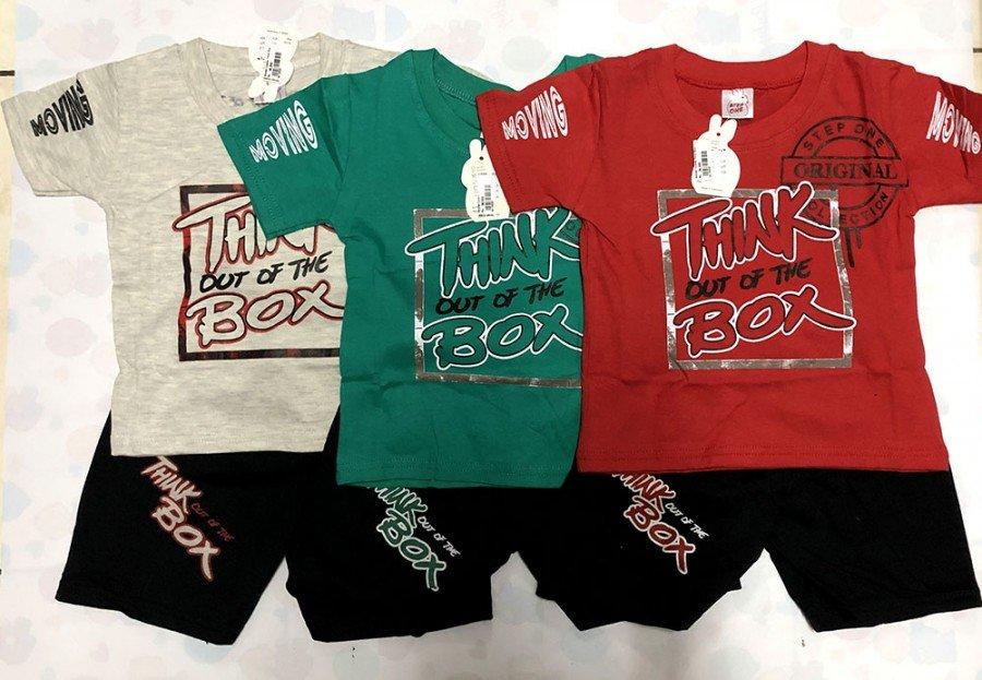 Setelan Anak Cowok Think Box 19110023